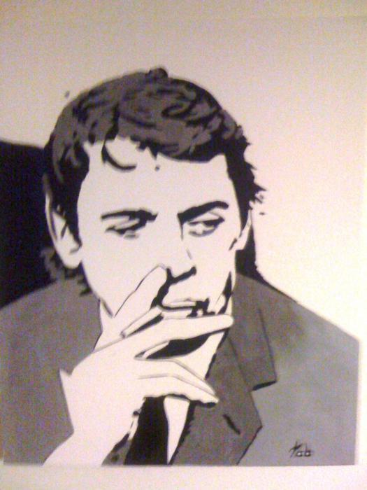 Jacques Brel by zikenstock